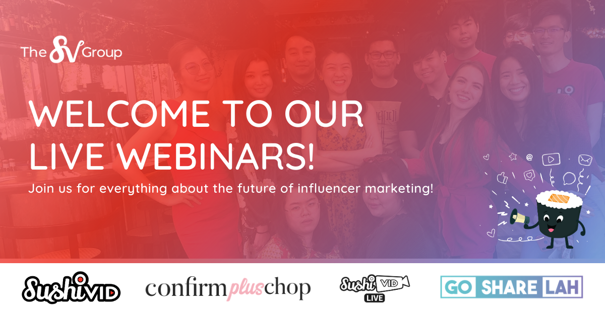 Welcome to our webinar